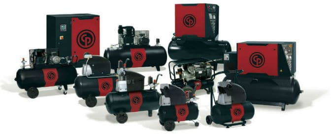Air Compressor Chicago Pneumatic Product Range