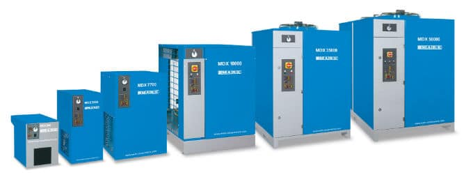 Air Compressor Filtration Mark Product Range